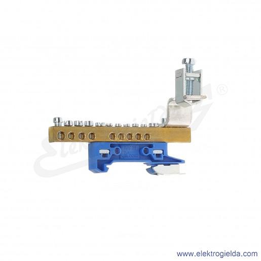 ZO-2111 Zacisk ochronny /1x 35mm 1x 16mm 3x 10mm 5x 4mm/