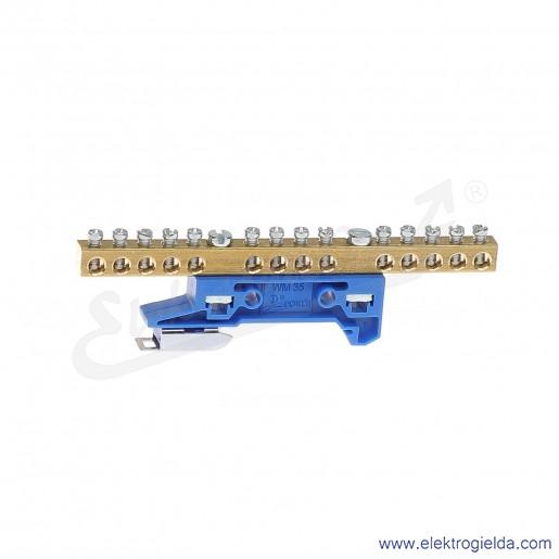 ZO-2107 Zacisk ochronny /14x 6mm/