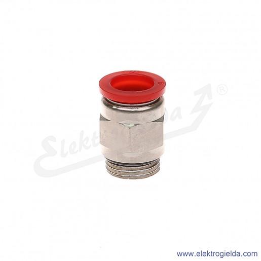 Złączka prosta G1/2 FI-16mm Pneufit C