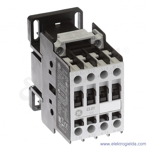 Stycznik CL01A310T6 230V AC 50/60 HZ, 1NO, 5.5KW/400V AC-3, 25A AC-1, 3-polowy