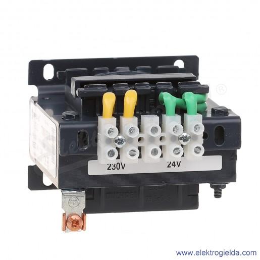 Transformator bezpieczeństwa jednofazowy otwarty TMM63 230/24V 16224-9984