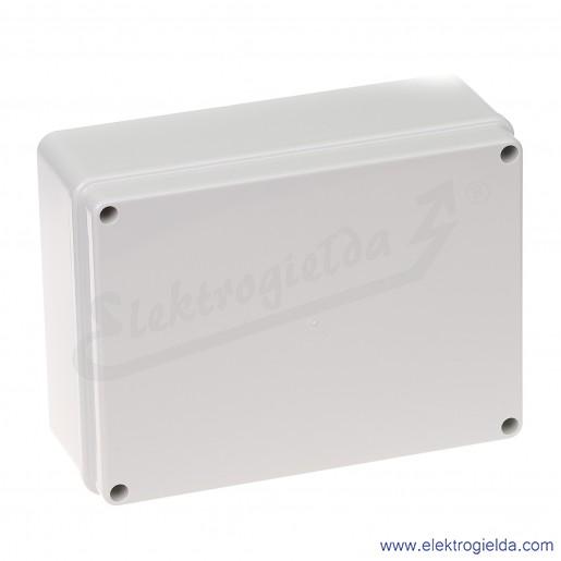 Obudowa seria SCABOX 686.207 190x140x90 mm IP56 pełne wieczko